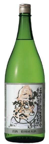 Houraisen `Beshi` Tokubetsu Junmai (12 x 720mL), Aichi, Japan.