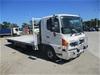 2015 Hino FD 1124/500 4 x 2 Tray Body Truck