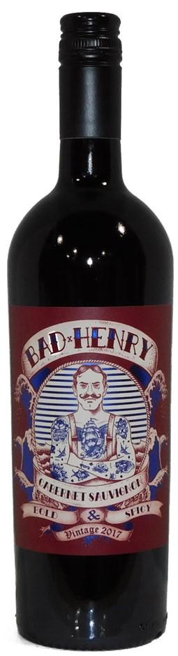 Bad Henry Cabernet Sauvignon 2017 (6 x 750mL)