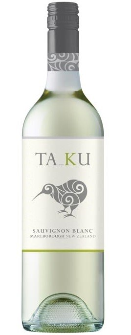 Ta_Ku Sauvignon Blanc 2019 (6 x 750mL), Marlborough, NZ.
