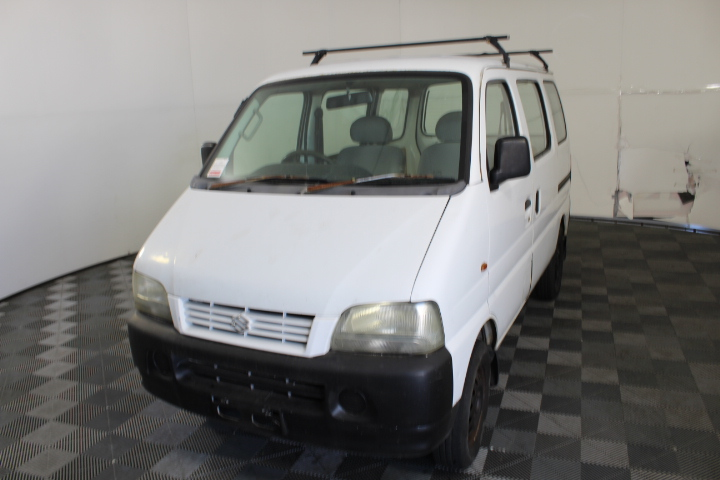 1999 Suzuki CARRY Van