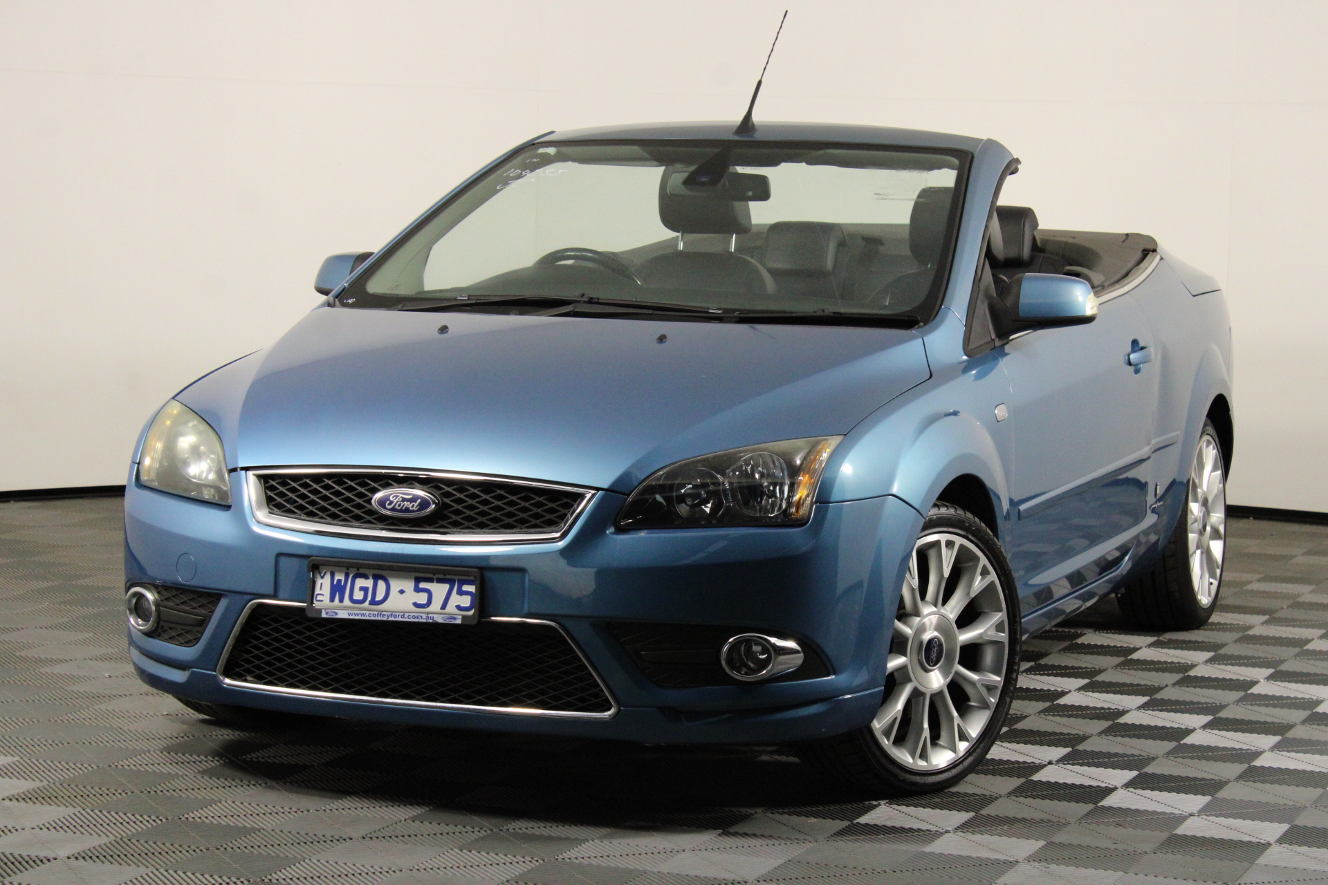 2008 Ford Focus Coupe-Cabriolet LT Automatic Convertible