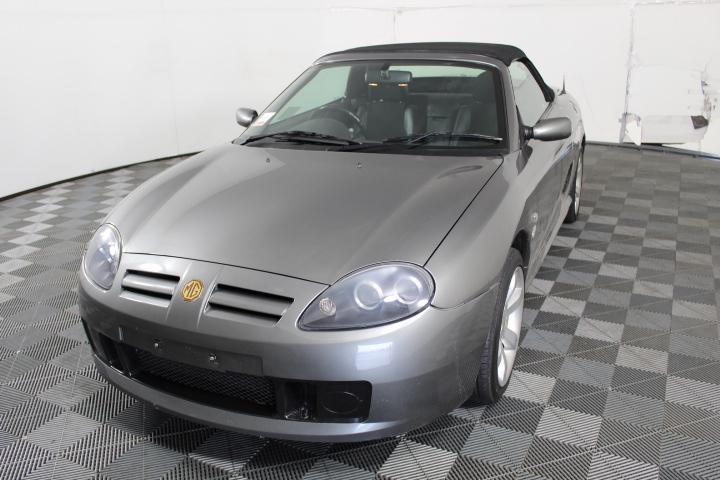 2002 MG TF Automatic Convertible 130,821km
