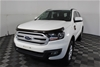 2017 Ford EVEREST AMBIENTE 4WD UA Turbo Diesel Automatic 7 Seats Wagon