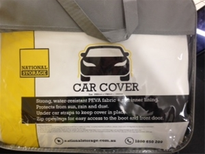Car Vehicle Cover - Pick up from Slacks