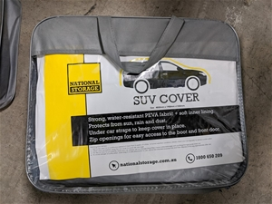 SUV Vehicle Cover - Pick up from Artarmo