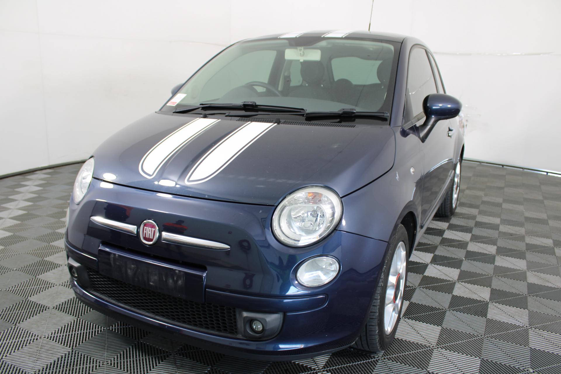 2008 (2009) Fiat 500 POP Hatchback 68,878km