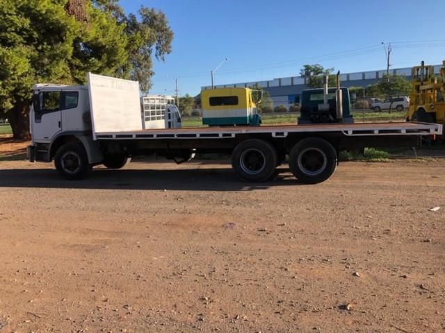 2005 Iveco Acco 6 x 4 Tray Body Truck