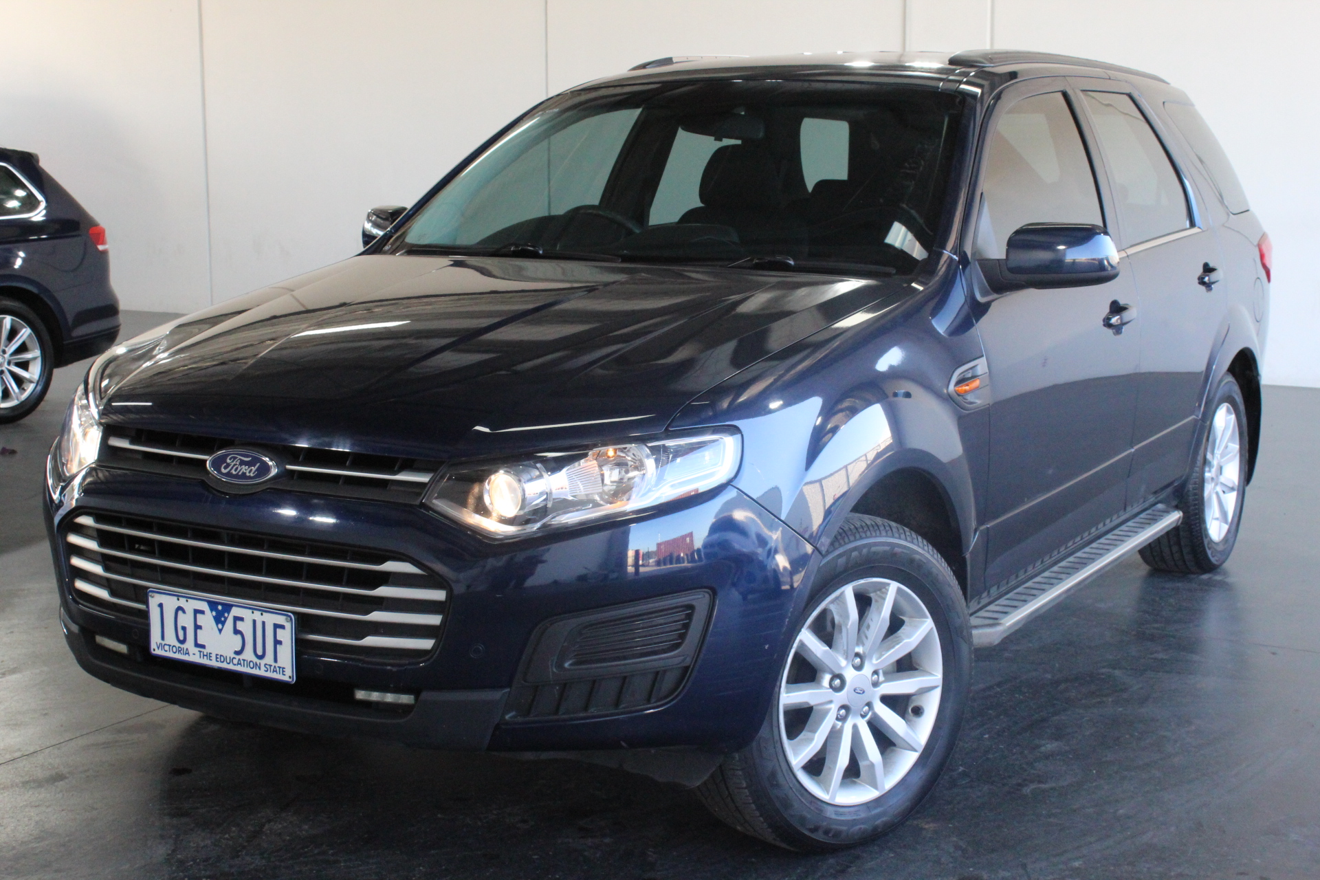 2014 Ford Territory TX (RWD) SZ II Automatic Wagon