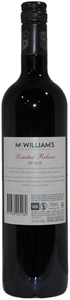 McWilliams Limited Release Durif 2015 (1