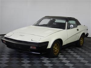 1978 Triumph TR7 Manual Coupe
