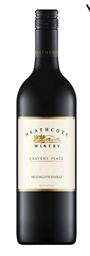 Heathcote Winery `Cravens Place` Shiraz 2018 (6 x 750mL), Heathcote, VIC.