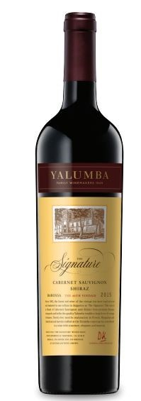 Yalumba The Signature Cabernet Shiraz 2015 (6 x 750mL) Barossa, SA
