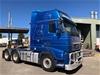 2012 Volvo FH16 Prime Mover Truck
