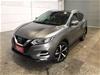 2017 MY18 Nissan Qashqai N-TEC X-Tronic ST JII Wagon