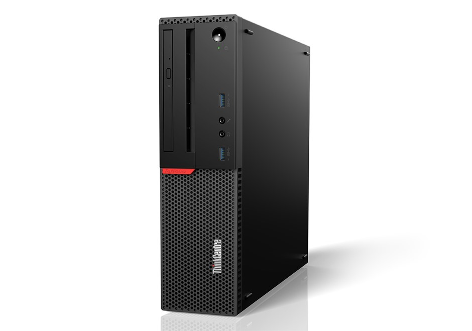 Lenovo ThinkCentre M700 Small Form Factor Desktop PC, Black