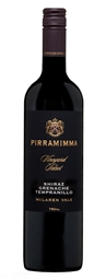 Pirramimma Vineyard Select Shiraz Grenache Tempranillo 2016 (6 x 750mL) SA