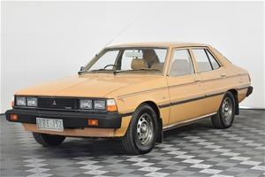 1981 Mitsubishi Sigma GL Automatic Sedan