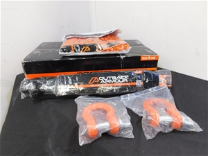 Outback Armour 4x4 Recovery Kit