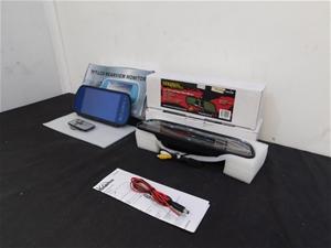 Qty 3 x TFT LCD Rear View Mirror