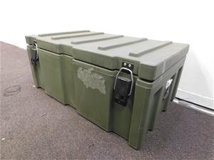 Poly Storage Case