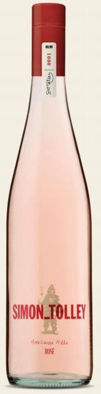 Simon Tolley Pinot Noir Rose 2019 (12x 750mL). Adelaide Hills, SA
