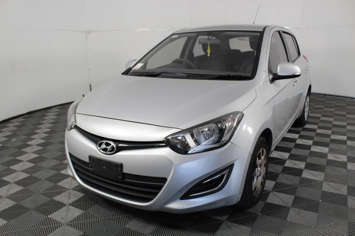 2012 Hyundai i20 Active PB Automatic Hatchback 126,929 km's