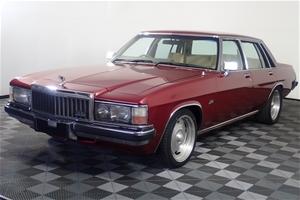 1983 Holden WB Deville Automatic Sedan