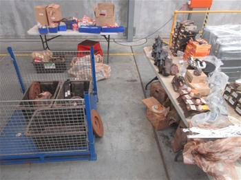 Other Spare Parts & Equipment
