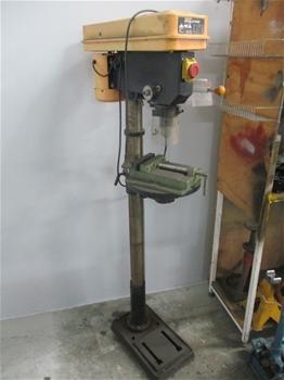 NU Power NPPD450W Pedestal Drill Evolution