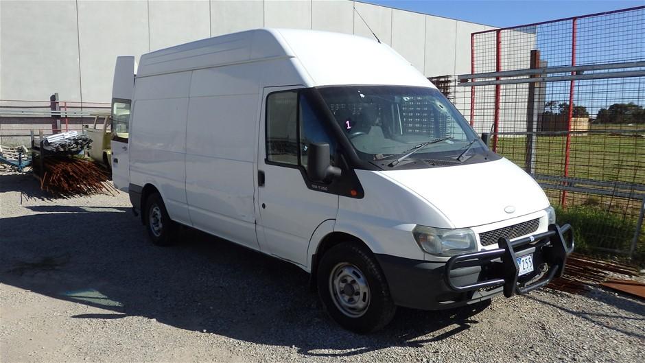2003 Ford Transit Hightop Van