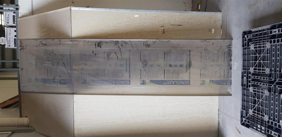 Polycarbonate Roofing sheet Sunglaze Auction (0085-9015332 ...