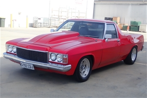 1977 Holden HZ Automatic Utility