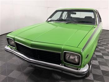 1974 HOLDEN LH TORANA Manual Sedan