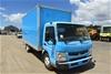 2012 Mitsubishi Canter 4 x 2 Pantech Truck