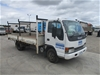 2004 Isuzu NPR Tray Body Truck