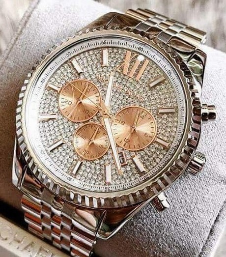 Michael Kors Couture NY new 'Lexington' unisex watch, stunning!