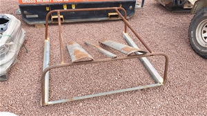 Steel Frabricated frame fits, Nisan Nava