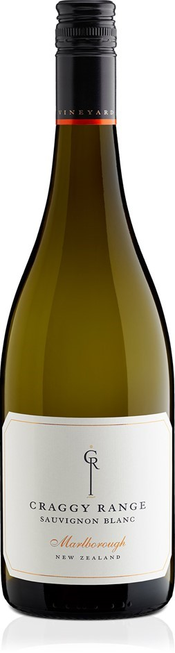 Craggy Range Marlborough Sauvignon Blanc 2019 (6 x 750mL), NZ.