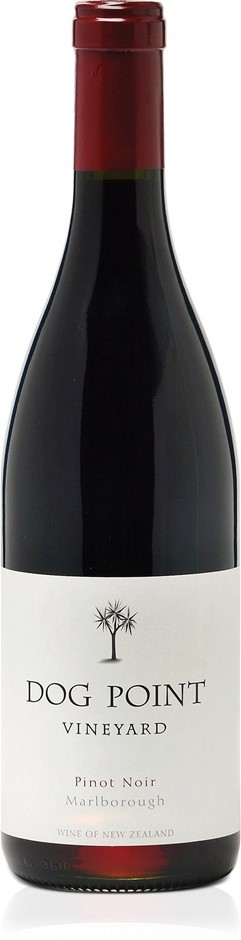 Dog Point Pinot Noir 2017 (6 x 750mL), Marlborough, NZ.