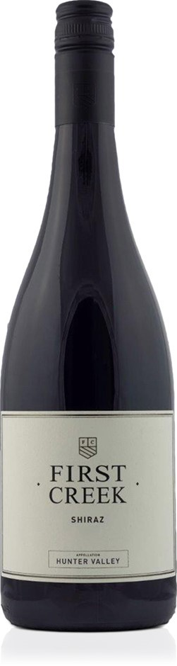 First Creek Hunter Valley Shiraz 2018 (12 x 750 ml), Hunter Valley, NSW