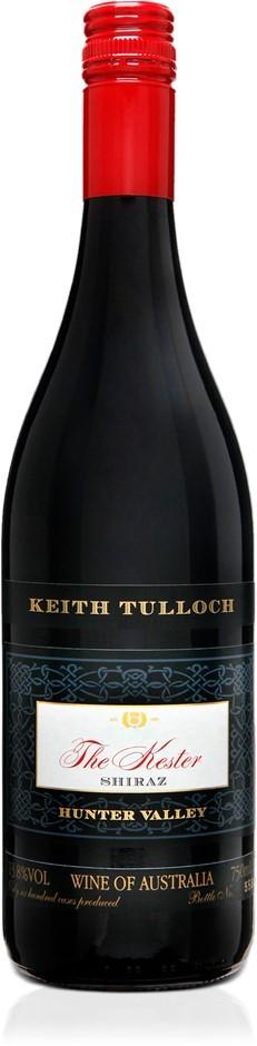 Keith Tulloch Hunter Kester Shiraz 2016 (12 x 750mL) NSW