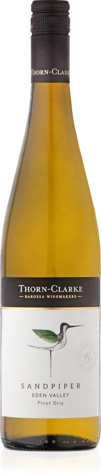Thorn-Clarke Sandpiper Pinot Gris 2019 (6 x 750mL), Eden Valley, SA.