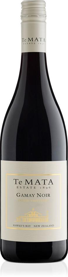 Te Mata Estate Vineyards Gamay Noir 2019 (6 x 750mL), Hawke's Bay, NZ.
