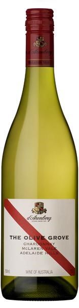 d'Arenberg The Olive Grove Chardonnay 2019 (12x 750mL).