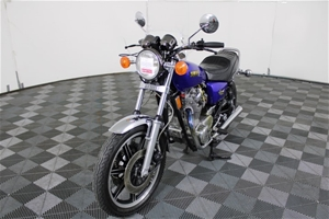 Yamaha XS650S 2 seater Road, 50511 km in