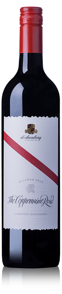 d'Arenberg The Coppermine Road Cabernet Sauvignon 2017 (6x 750mL). SA
