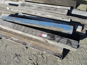 2 x Pallets of Transport Timbers