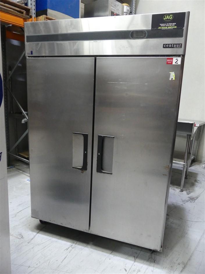 2011 Centaur from Skope BC126-2RROS-E Mobile 2 Door S/S Refrigerator