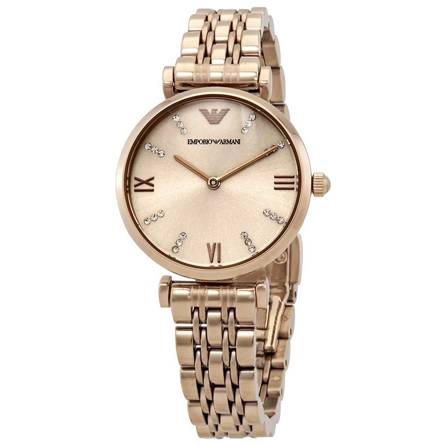 Exquisite new Emporio Armani Gianni Ladies Watch.
